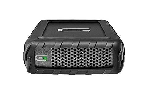 Glyph BlackBox Pro BBPR10000 10TB External Hard Drive 7200 RPM, USB-C (3.1,Gen2) (Usb 10tb Hard Drive)