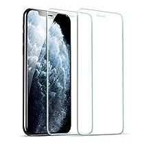ESR iPhone 11 Pro ガラスフィルム iPhone Xs/iPhone X 用強化ガラ...