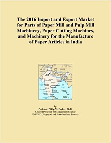 The 2016 Import and Export Market for Parts of Paper Mill