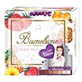 (US) 1x Bumebime mask soap Skin Body whitening can be very fast double white+++Thai new by Teelek