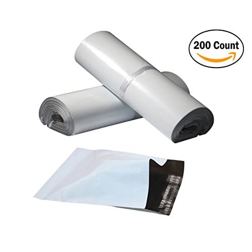 Hot 200 ct10x13 inches Poly Mailers Shipping Bags Self Sealing Mailing Envelopes