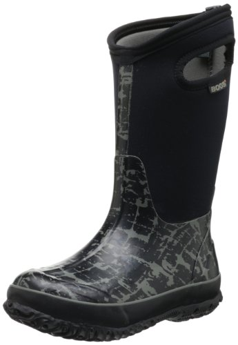 Bogs Kids' Classic Graffiti Winter Boot Toddler/Pre/Grade Sc