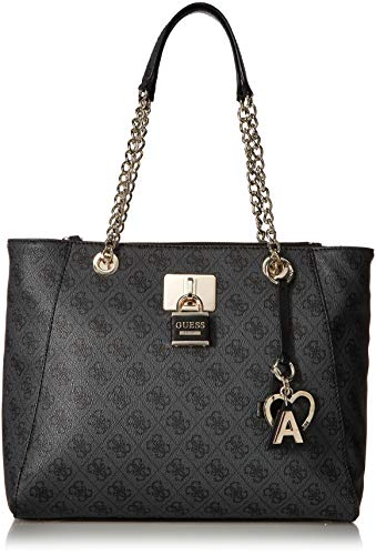 - GUESS Downtown Cool Tote, Coal