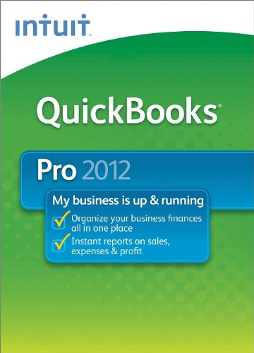QuickBooks Pro 2012 [Download] [OLD VERSION]