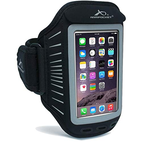 Armpocket Racer armband for iPhone SE, 6s/6/7 or Samsung Galaxy - Racer Unisex