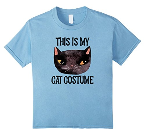 Kids This Is My Cat Costume T Shirt Funny Halloween Saying Tee 6 Baby (Top 5 Funniest Halloween Costumes)