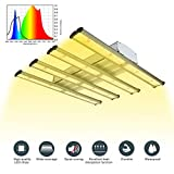 BloomGrow New Tech 1200W LED Real Full Spectrum