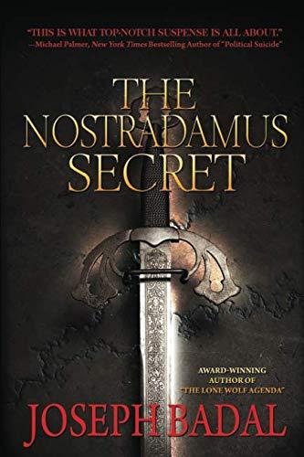 Image of The Nostradamus Secret (Danforth Saga) (Volume 3)