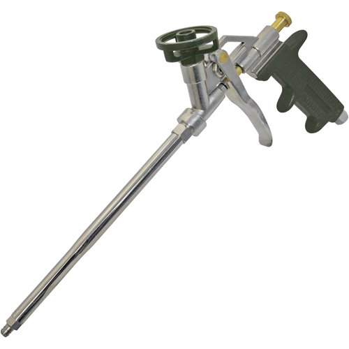 Silverline 719812 - Pistola resistente para espuma de poliuretano 200 ml: Amazon.es: Amazon.es
