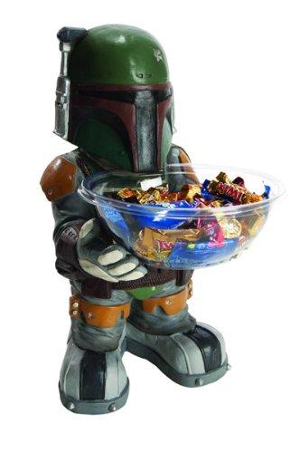 Boba Fett Candy Bowl Holder Decoration -