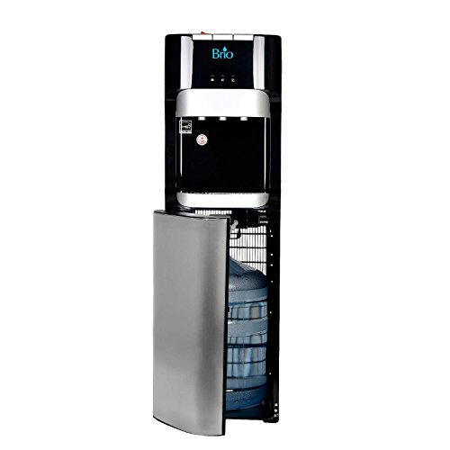 Brio Essential Series Bottom Load Hot, Cold & Room Water Cooler Dispenser by Brio