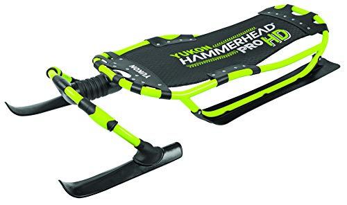 YUKON HAMMERHEAD PRO HD Sled (Best Snow Tubes For Adults)