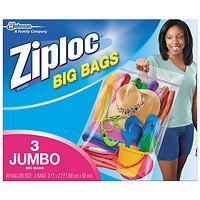 Ziploc Bigbag Heavy Duty Feet product image