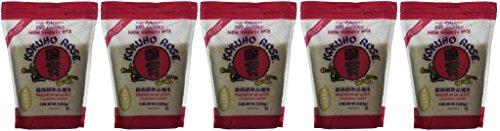 KOKUHO RICE SUSHI wKVpHz, 5 Pack (5 lbs) by KOKUHO RICE SUSHI wKVpHz