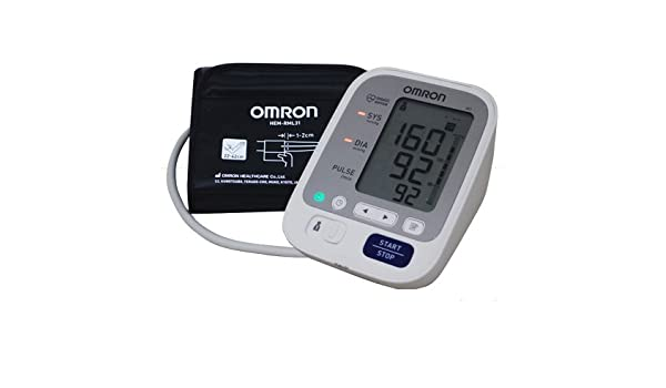 Omron M3 Intellisense - Tensiómetro de brazo: Amazon.es: Salud y cuidado personal