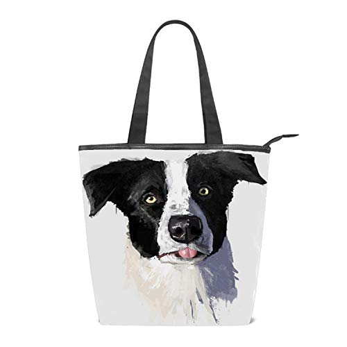 Bernese Mountain Dog Beach Tote Bag - Toy Tote Bag - Large Lightweight Market, Grocery & Picnic