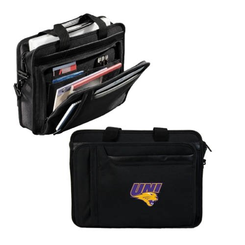 Northern Iowa Paragon Black Compu Brief 'UNI Official Logo' by CollegeFanGear