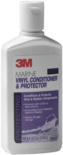 3M 4 X Marine Vinyl Cleaner, Conditioner, Protector (8.4-Ounce)