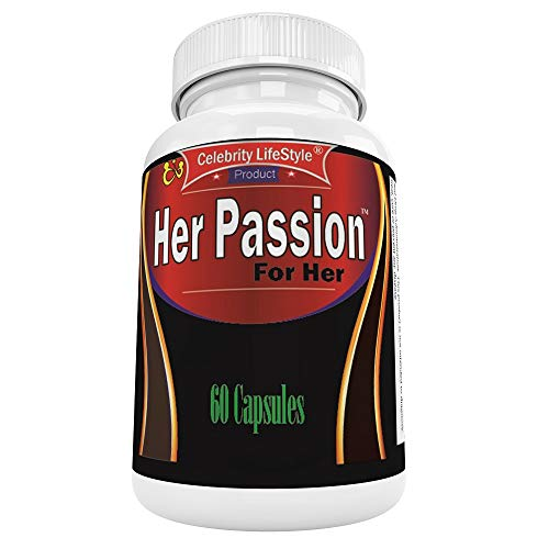 Stamina and Libido Pill for Women, Aphrodisiac Energy Performance Dietary Supplement, Seductive Passion Tonight Low Price, Made in USA