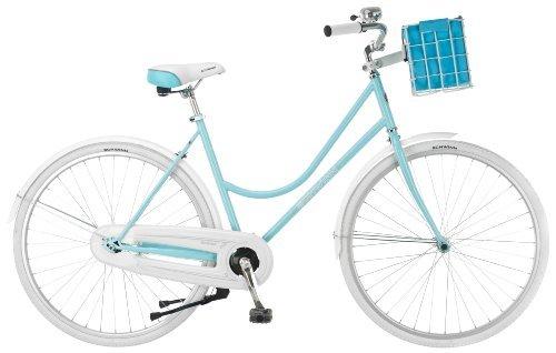 Schwinn Women's Scenic 700c Dutch Bicycle Light Blue 16-Inch Frame [並行輸入品] B06XFWXJCN