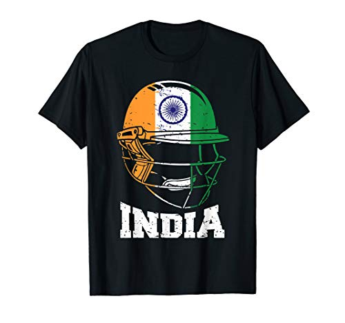 India Cricket T-Shirt 2019 Indian International Fans Jersey T-Shirt