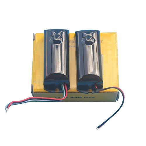 1 pair Waterproof Single Infrared Beam sensor Photoelectric Infrared Barrier Detector