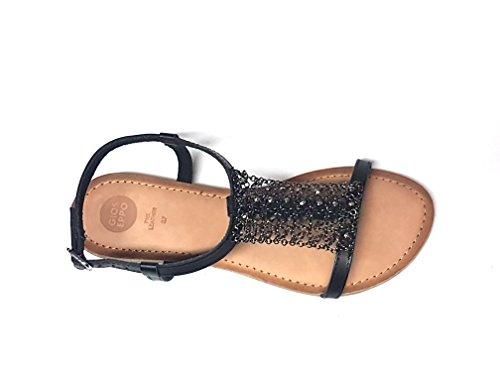 Gioseppo sandalo donna Oceane nero