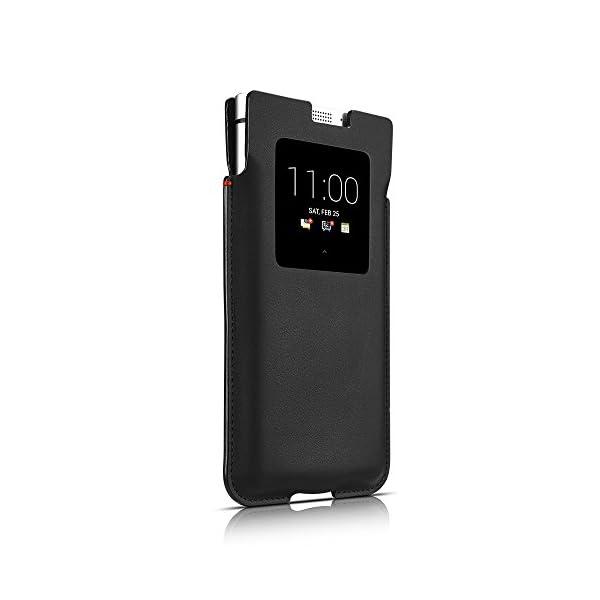 quality design 9c494 519ea BlackBerry KEYone Smartphone Pocket Sleeve Case