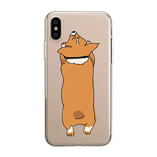 Cute Puppy Bunny Cat Princess Meow French Bulldog Soft Phone Case Funda for iPhone 7 7Plus 6 6S 8 8Plus X XS Max for Samsung S10,10,for Samsung S9 Plus