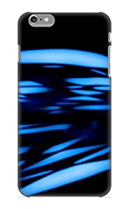 New Snap-on Resignmjwj Skin Case Cover Compatible With Iphone 6 Plus- Abstract Blue