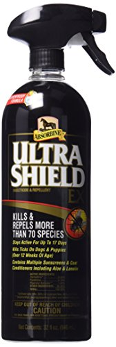 Absorbine UltraShield EX Brand Residual Insecticide and (Fly Shield)