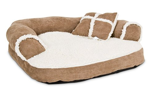 ASPEN-PET-20-X-16-SOFA-BED-WITH-PILLOW-Colors-may-vary