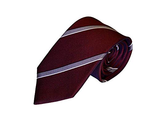 Handmade Luxury Silk Tie texture 100% Greek pure Silk designed by Efstathia Fragou