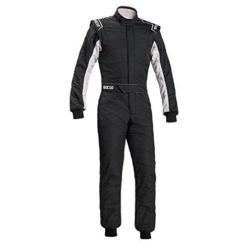 Sparco 001040X354NRRS Suit (Sprint RS2.1 BC 54 Bk/Rd) -