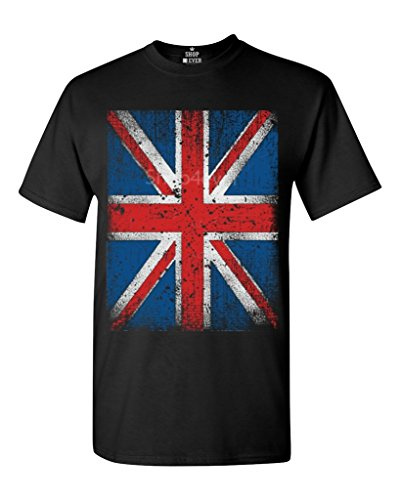 british flag tshirt for men - 1