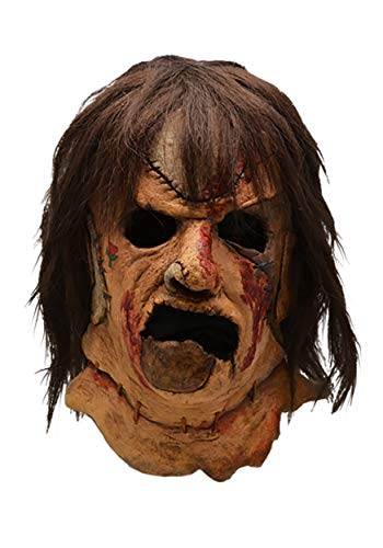 Trick Or Treat Studios Texas Chainsaw Massacre III Leatherface Mask Standard]()