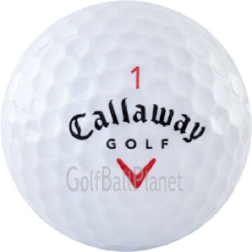 50 CALLAWAY MIX MINT AAAAA USED GOLF BALLS