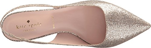 buy cheap with mastercard kate spade new york Women's Ocean Pump Gold Firelight Fabric clearance choice buy cheap footlocker outlet locations cheap online get authentic cheap price su7hN6hu9