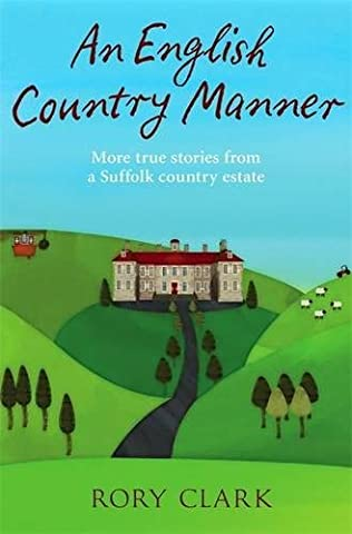 book cover of An English Country Manner