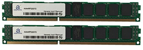 (Adamanta 32GB (2x16GB) Server RAM Upgrade for IBM BladeCenter HS23 7875 DDR3 1600Mhz PC3-12800 ECC Registered VLP 2Rx4 CL11 1.5v)