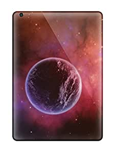New Style 3868058K11685603 Stars Sci Fi Case Compatible With Ipad Air/ Hot Protection Case