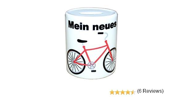 Hucha con forma de bicicleta: Amazon.es: Hogar
