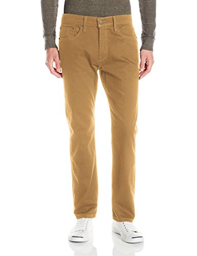 Levi's Men's 502 Regular Taper Jean, Caraway Slub Twill - Stretch, 40 32