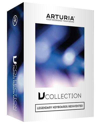 (Arturia V Collection 5 Virtual Instrument Bundle Boxed)