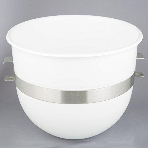 Hobart Bowls (Hobart Equivalent Classic 20 Qt. Plastic Mixing Bowl)