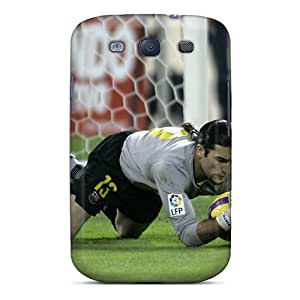IylhK11680bzOxO Tpu Phone Case With Fashionable Look For Galaxy S3 - The Player Of Barcelona Jos