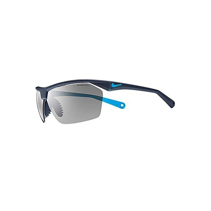 Nike hombres Viento de cola 12 gafas de sol Un tamaño Gris ...