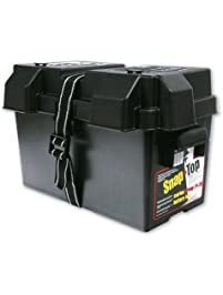 NOCO HM318BKS Group 24-31 Snap-Top Battery Box for Automotive, Marine and RV Batteries