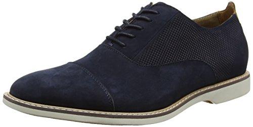Aldo  Diggs, Chaussures à lacets homme - bleu - Bleu (bleu marine/suède), 39