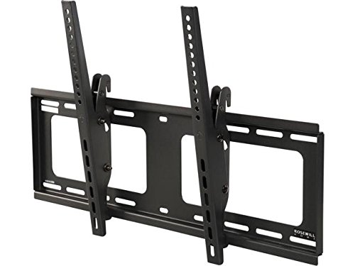 Rosewill Heavy Duty Low Profile Tilting TV Wall Mount for Mo